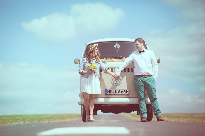 Standesamtliche Hochzeit in Nidda