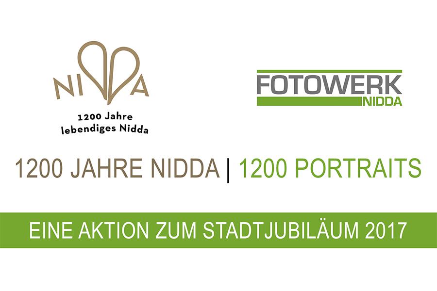1200 Portraits Aktion hat begonnen