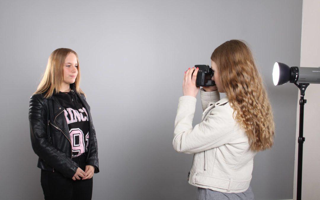 Girlsday im Fotowerk Nidda