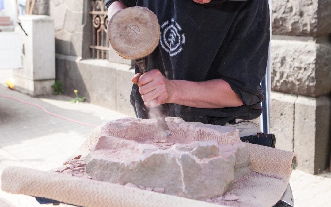 Bilder vom Handwerkerschautag in Nidda