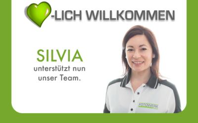 Silvia – Neu im Team