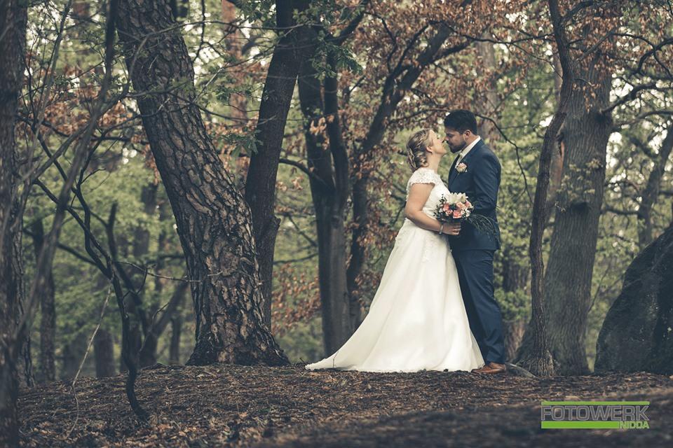 Hochzeitsfotografie in der Wetterau