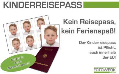 Passbild Service – gleich zum Mitnehmen