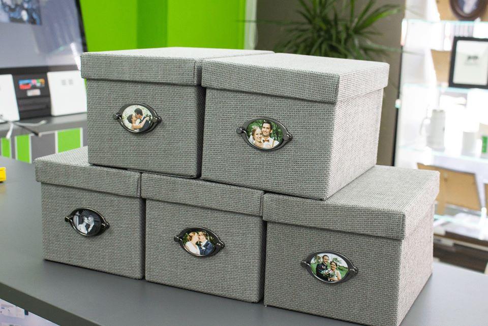 Hochzeitsübergabe Box bei unseren Hochzeiten