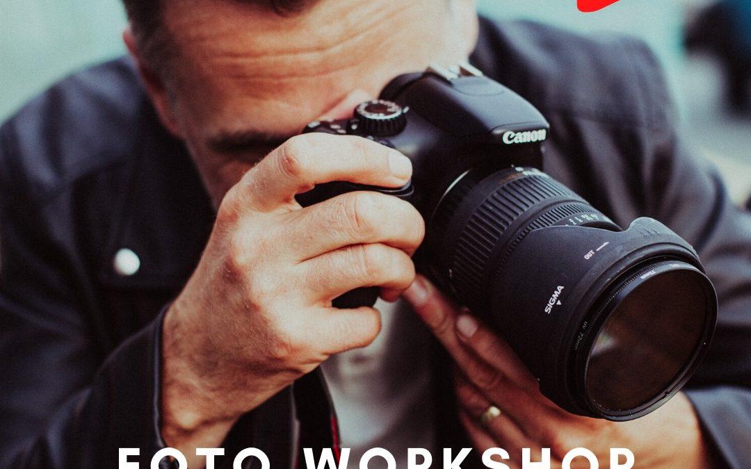 Fotoworkshop für Anfänger jetzt als Gutschein